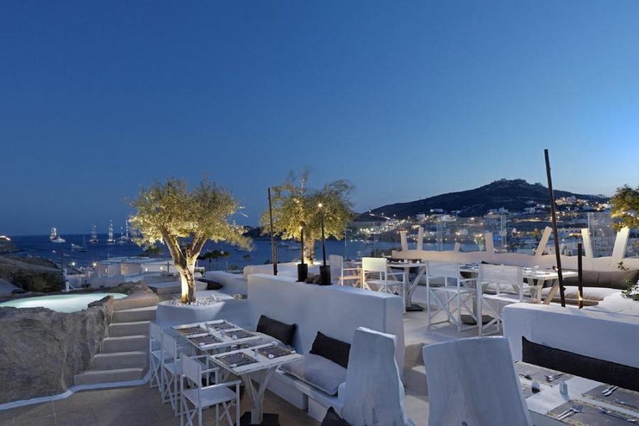Early Booking 2020 at Kensho Mykonos