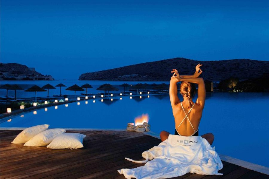 Exciting World of SPA at Blue Palace!
