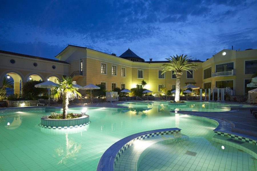 One Day at Thermae Sylla SPA Wellness Hotel