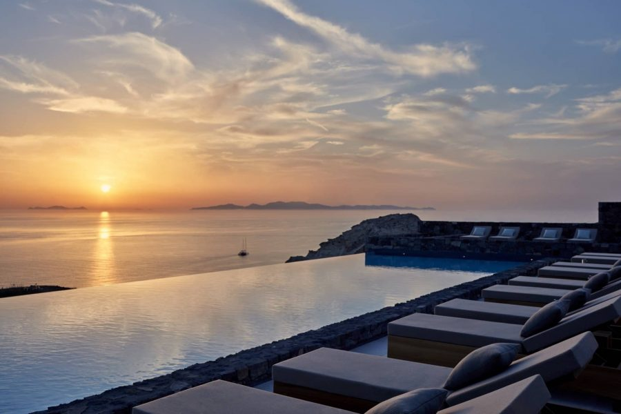 Canaves Oia Epitome Hotel