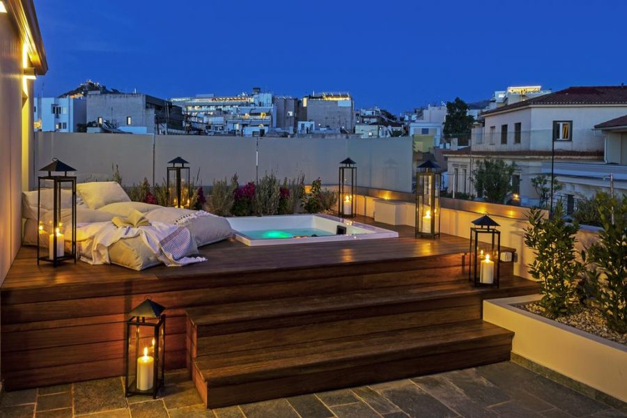 A77 Suites by Andronis, Athens