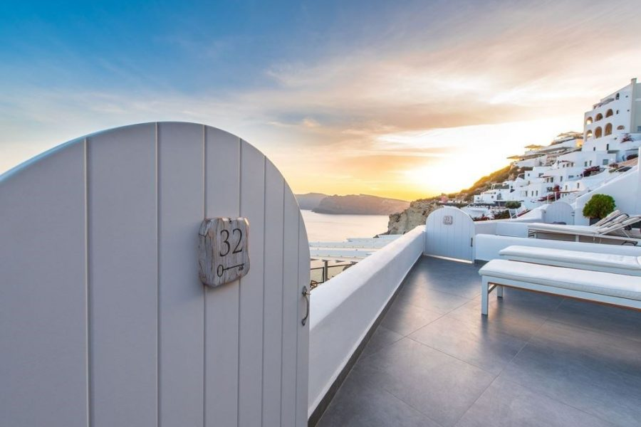 Santorini Secret Suites & Spa, Oia