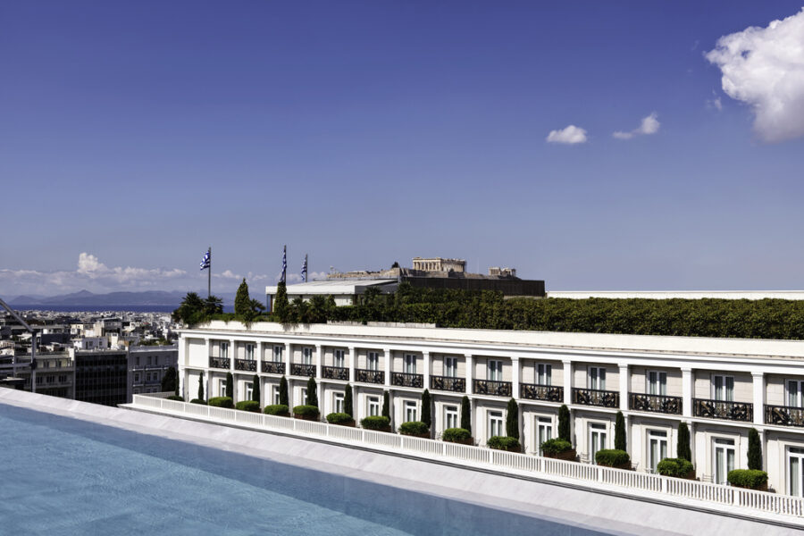 Athens Capital Center Hotel – MGallery Collection